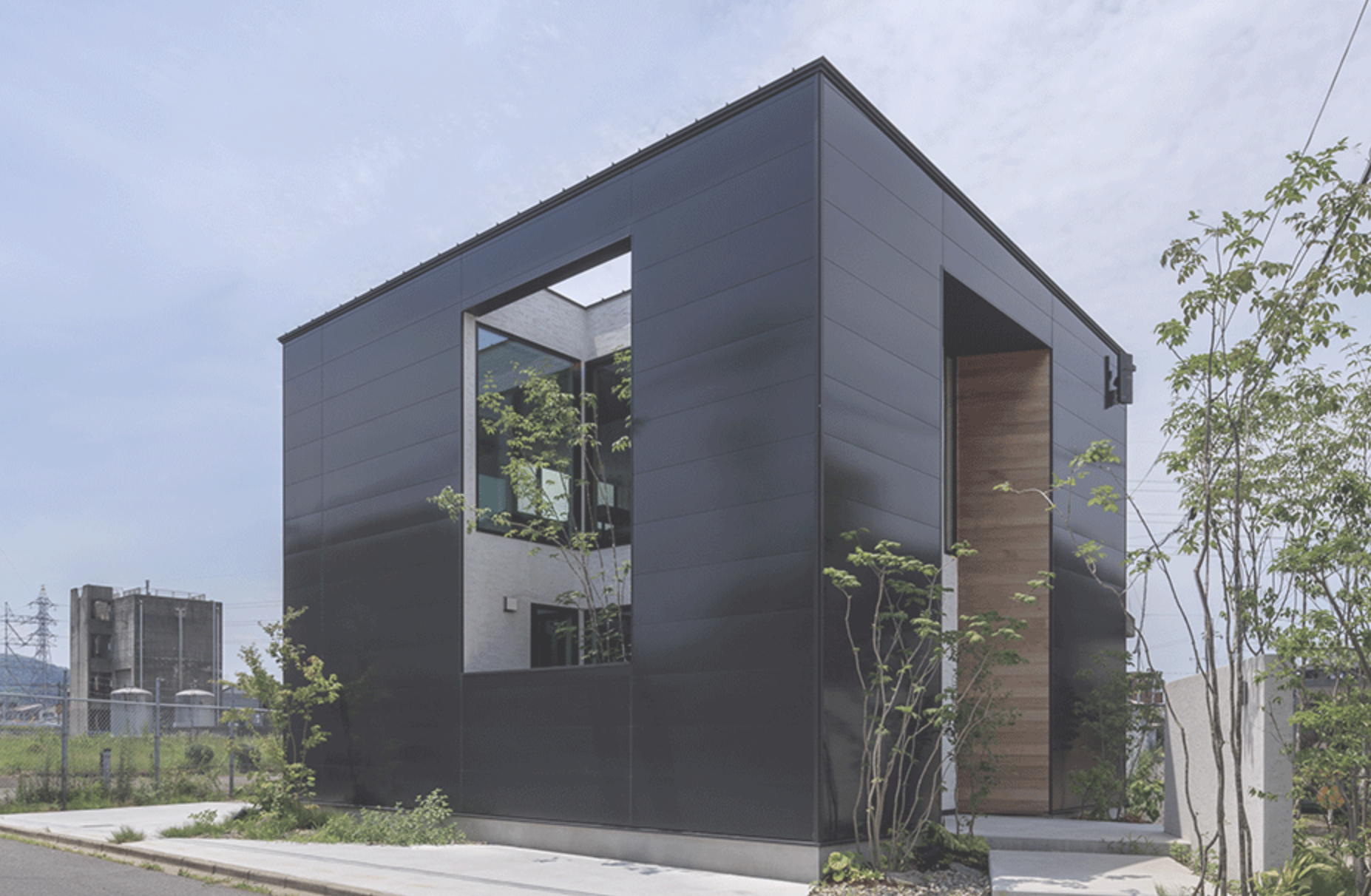 R+house滝沢・盛岡施工事例1
